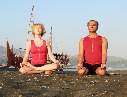 Yoga Workshop with Edit Horvath & Muna Ladha ~ 18 October