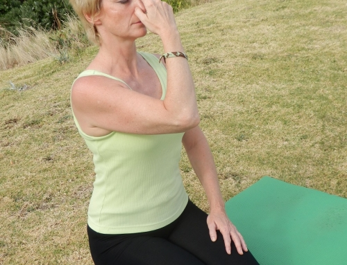 Relaxation Breathing Technique 2: Nadi Shodhana (alternate nostril breathing)